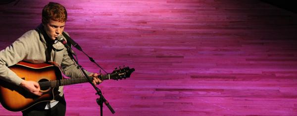 Jeff Pianki on the Main Ballroom Stage